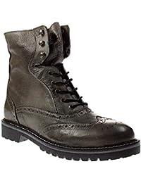 3cacefe196e301 Post Xchange BLONDY15 - Damen Schuhe Stiefellette Boots - 5100-lightgrey