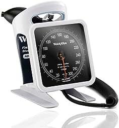 Welch Allyn 7670 – 16 para esfigmomanómetro aneroide, Flexi puerto reutilizable, 2 tubos Cuff