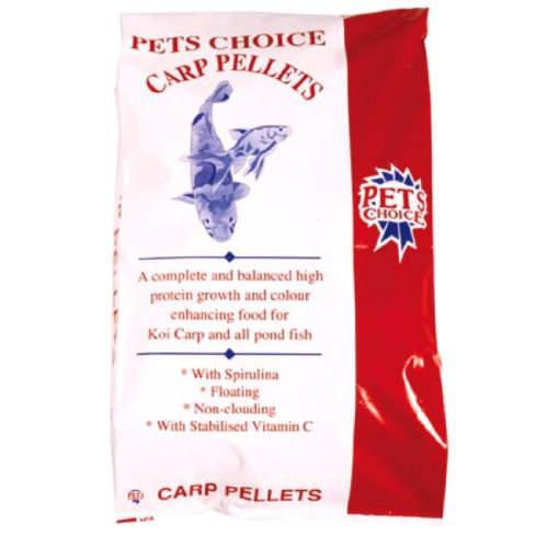 Pets Choice Karpfen Pellets, 10 kg