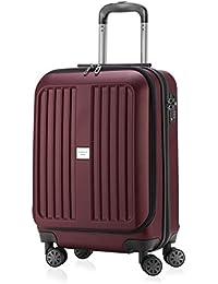 Principal Ciudad maletín ® Maletín rígido · xberg HK 8280· TSA Cerradura · como Juego o individualmente · Rojo Mate