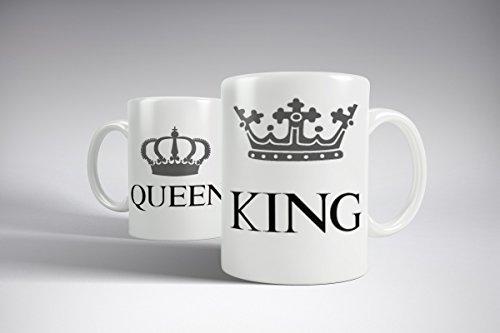 Tasse KING & QUEEN