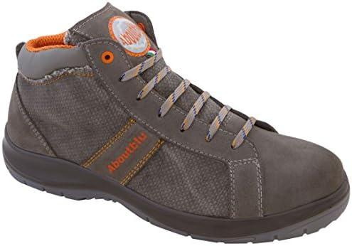 Aboutblu 1928809la45 Houston Mid par de zapatos de seguridad, talla 45