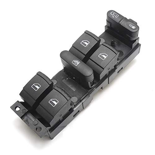 Golf 4 Interruttore Finestra Elettrico di Comando Alzavetro Pannello Maestro Lifter Controllo pulsante console per Passat B5 B5.5 Golf Jetta Passat 1998 1999 2000 2001 2002 2003 2004 1J4 959 857