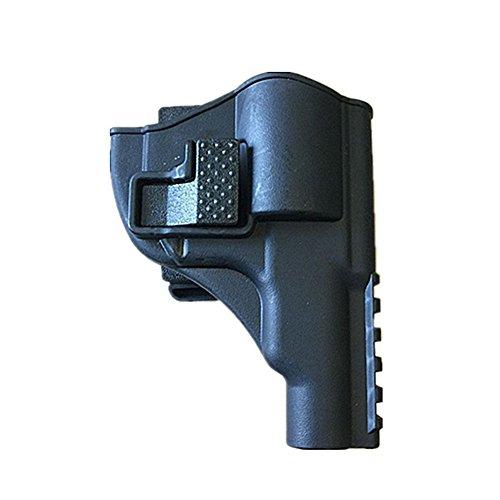 Revolver Holster Sets Ziehen Schnell Kunststoff-Anti-Diebstahl-Snatches Taktische Holster (Holster Revolver Für)