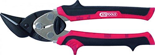 KS Tools 118.0153 Cisaille à tôle coupe à gauche