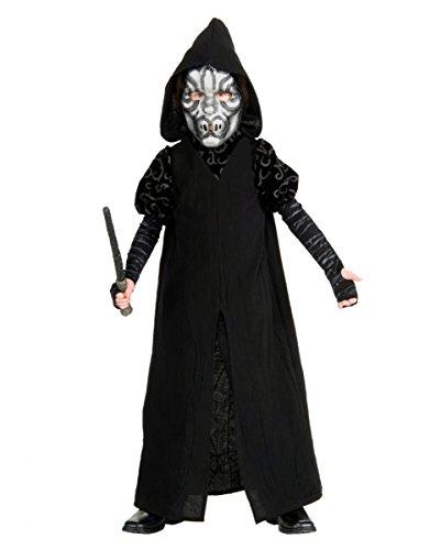 Deluxe Kostüm für Kinder L (Todesser Kind Kostüme)