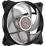 Cooler Master MasterFan Pro 120 Air Pressure RGB Carte-mère Ventilateur - ventilateurs, refoidisseurs et radiateurs (Carte-mère, Ventilateur, 12 cm, 650 tr/min, 1500 tr/min, 6 dB)