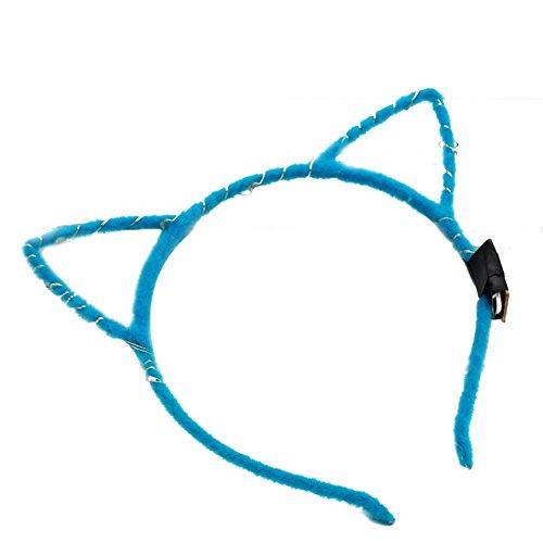 LED blinkt Häschen-Ohren Haarband Kopfbedeckung Partei-Bevorzugungen Zubehör Dekoration-Zusatz-Geschenk -