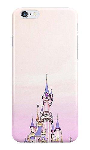 Disneyland Castle Phone Case - Disney Style - Hard Plastic, Snap-On Case - Fun Cases - iPhone 5c