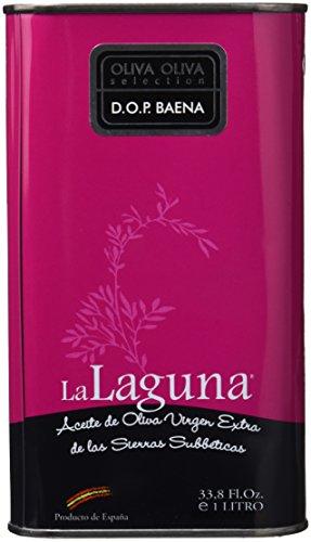 Oliva Oliva Selection D.O.P. BAENA - La Laguna Spanisches Natives Olivenöl extra, 1er Pack (1 x 1.000 ml)
