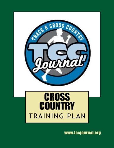 Cross Country Training Plan por Track and Cross Country Journal
