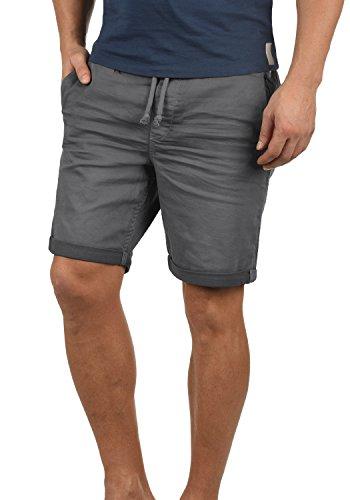 Blend Dongo Herren Jeans-Shorts Kurze Hose Denim aus hochwertiger Baumwollmischung, Größe:L, Farbe:Granite (70147) Analog Farbton