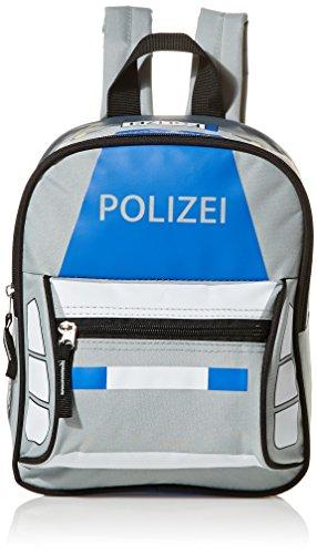 sack Kinder-Rucksack, Grau/Blau ()