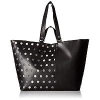 حقيبة حمل كبيرة للنساء من كيندال اند كايلي - اسود (HBKK-418-0006B-26)