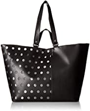 Kendall & Kylie Tote Bag for Women - Black (HBKK-418-0006B