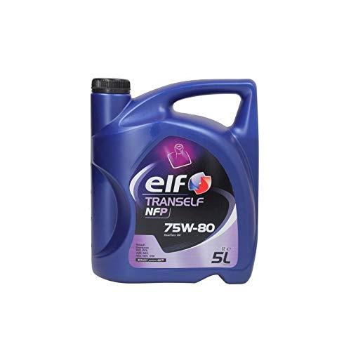 Elf Tranself NFP 75W80Gear olio 5litri