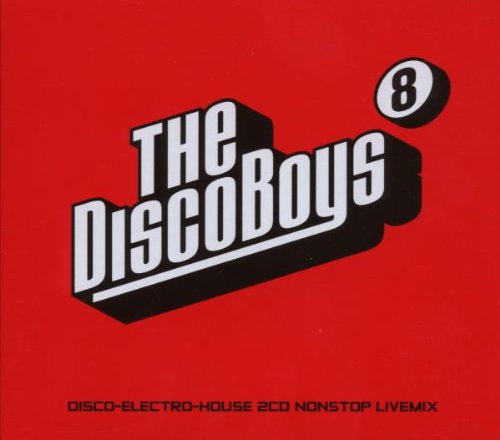 Kontor Rec (Edel) The Disco Boys - Vol. 8 (Limited Edition)