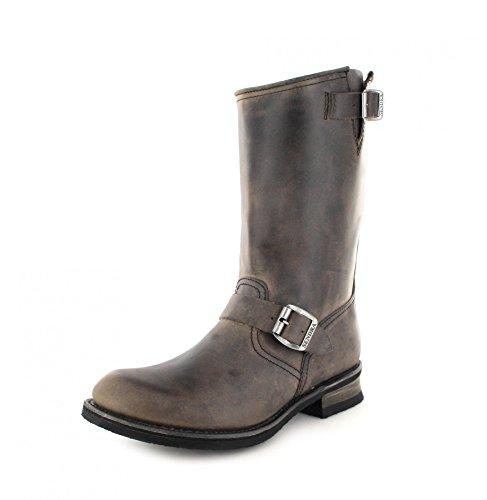 Sendra Boots 3603, Stivali uomo Grigio grigio, Grigio (Grafit), 45