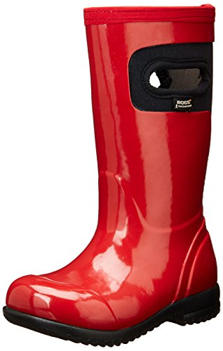 Bogs Kids Tacoma Waterproof Insulated Boot Red
