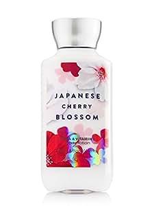Bath & Body Works Japanese Cherry Blossom Original Signature Collection Body Lotion, 8 fl oz, 236 ml