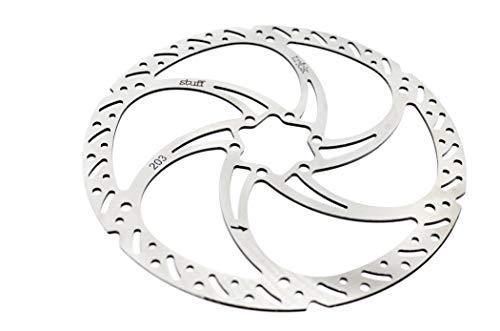 Preisvergleich Produktbild Trickstuff TSDR180-15.5-6 Bremsscheiben,  Schwarz,  15.5 mm