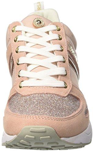 Versace Ee0vrbsb2_e70022, Baskets Femme Oro (Oro Rosa)