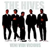 THE HIVES Veni Vidi Vicious (2000 Swedish 12-track CD album featuring their second studio album including the hit singles Main Offender and Hate To Say I Told You So picture sleeve BHR107)