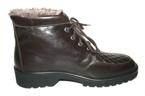 Ganter ellen 803 79 02 g largeur bottines d'hiver pour femme Marron - Mocca