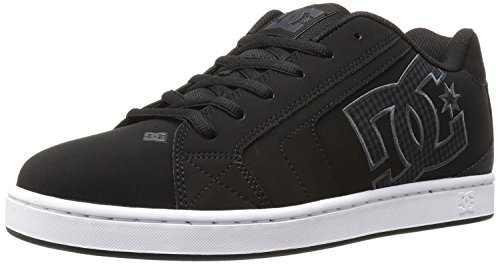 dc-net-se-black-grey-white-suede-mens-skate-trainers-shoes-9