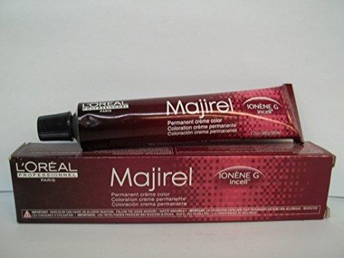 Loreal Majirel Coloration Creme Sélection couleurs permanent color cheveux 50ml - 10,42 platinum blonde copper irise