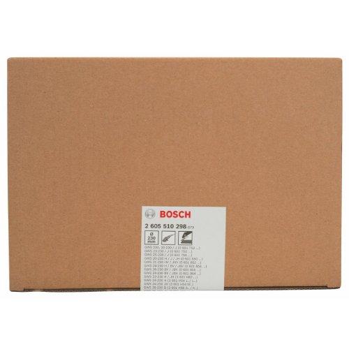 Bosch Professional Schutzhaube (ohne Deckblech, zum Schleifen, Ø: Durchmesser: 230 mm, Zubehör für Winkelschleifer)
