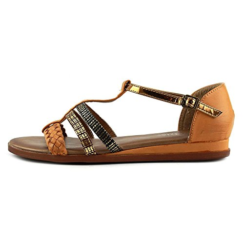 Patrizia By Spring Step Gabbiano-B Femmes Synthétique Sandales Camel