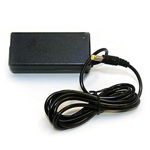 Chargeur / Alimentation 18V compatible avec Socle de perceuse Black and Decker EPC14 H1 (Adaptateur Secteur) - prise française