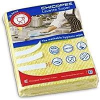 Chicopee lAVETTE sUPER chiffon de nettoyage jaune - 51 x 36 cm-lot de 10 eUR/m2 (grundpreis3,08)
