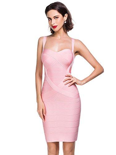 alice-elmer-womens-rayon-bodycon-strap-sleeveless-bandage-vestido-s-pink