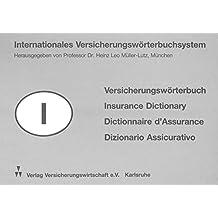 Suchergebnis Auf Amazon De Fur Versicherung Lexikon Worterbuch