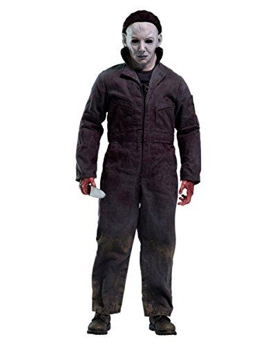Michael Myers Actionfigur 32cm für Fans & (Halloween Fluch Myers 6 Michael Der Des)