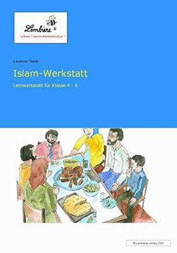 Islam-Werkstatt: Lernwerkstatt für den Religionsunterricht in Klasse 4 - 6, CD ROM