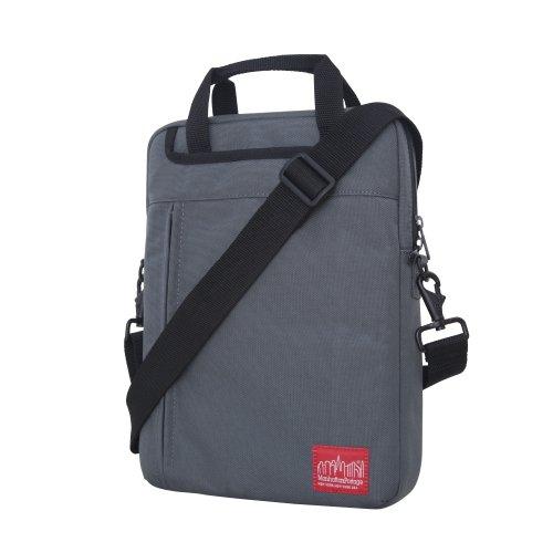 Manhattan Portage Commuter Jr Laptoptasche, Unisex-Erwachsene, grau, 13-Inch - Manhattan Portage Tasche