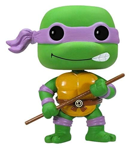 Funko Teenage Mutant Ninja Turtles Donatello Pop! Vinyl Figure [UK Import]