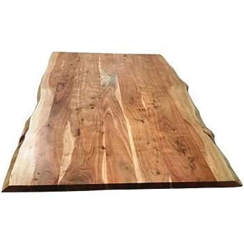 Tischplatte Holz Natur