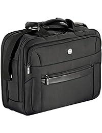 Wenger Sac pour Ordinateur Portable Basic, 42 cm, 21 L, Noir
