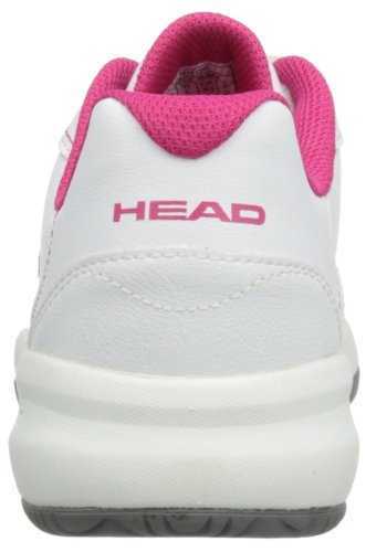 Head Breeze Women White/Pink/Grey