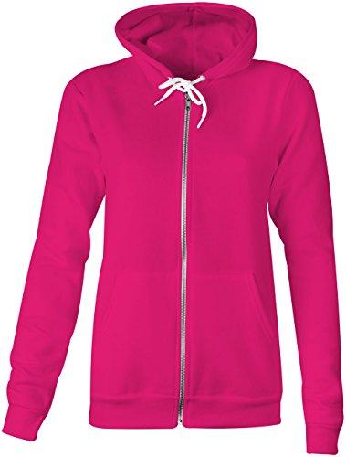 Horn God ★ Confortable veste pour femmes ★ imprimé de haute qualité et slogan amusant ★ Le cadeau parfait en toute occasion pink