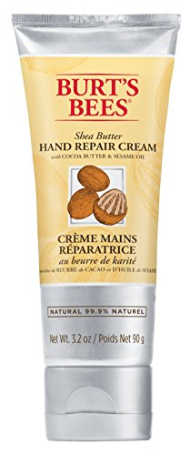 Gesundes Haar-butter (Burt's Bees Repair Handcreme, mit Sheabutter, 90 g Tube)