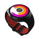 Docooler Zeblaze THOR Smartwatch Orologio Sportivo Bluetooth Telefono GPS 3G / 2G WCDMA MTK6580 CPU da 1,3 GHz 1.4 '400 * 400P Touch Screen 1GB RAM + 16GB ROM Android 5.1 Telaio in Metallo