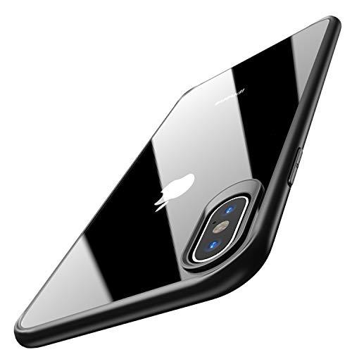 TOZO Funda para iPhone XS MAX, 6,5 Inch (2018) PC + TPU...