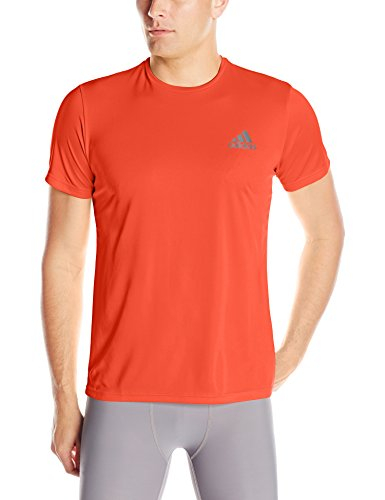 Adidas pantaloni da training Essential Tech tee Blaze Orange