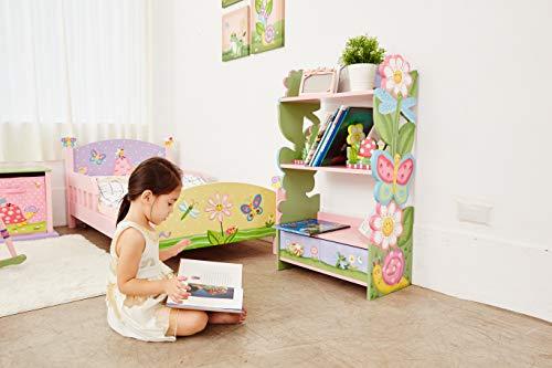 Fantasy Fields KinderMagic Garden KidsHolz-Bücherregal - 9
