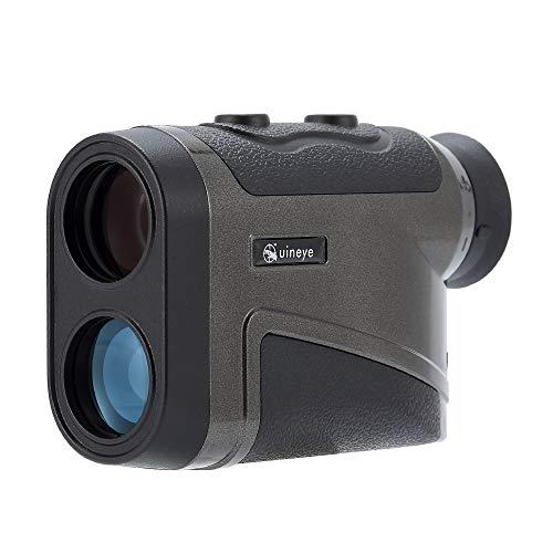 Télémètre de golf - Portée: 1800 mètres, télémètre laser compatible Bluetooth avec hauteur, angle, mesure de distance horizontale Parfait pour la chasse, le golf, le sondage technique